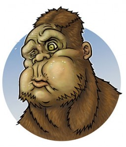bigfoot-puke-Skepticblog